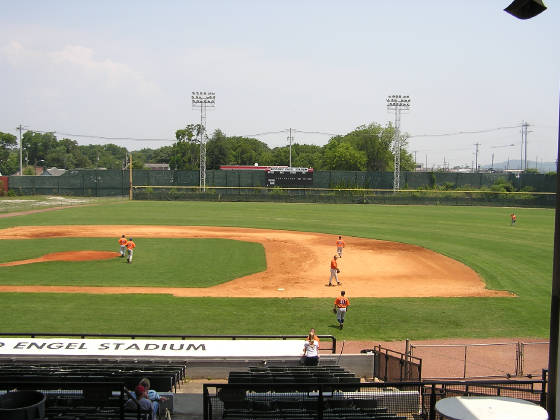 Historic Engel Stadium